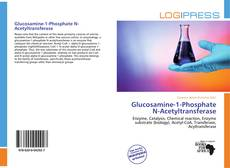 Bookcover of Glucosamine-1-Phosphate N-Acetyltransferase