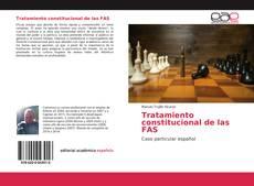 Borítókép a  Tratamiento constitucional de las FAS - hoz