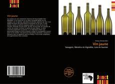 Copertina di Vin jaune