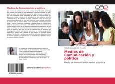 Medios de Comunicación y política kitap kapağı