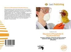 Glycerol-3-Phosphate O-Acyltransferase kitap kapağı