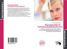 Bookcover of Glycylpeptide N-Tetradecanoyltransferase