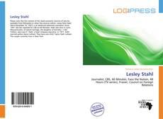 Buchcover von Lesley Stahl