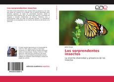 Portada del libro de Los sorprendentes insectos