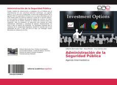 Buchcover von Administración de la Seguridad Pública