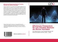Buchcover von Eficiencia Financiera En Los Fondos Mutuos de Renta Variable