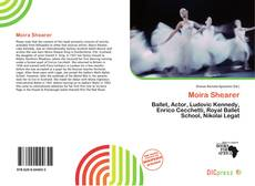Bookcover of Moira Shearer