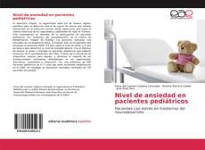 Couverture de Nivel de ansiedad en pacientes pediátricos