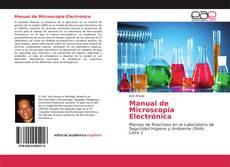 Portada del libro de Manual de Microscopía Electrónica