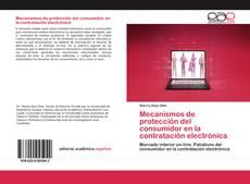 Обложка Mecanismos de protección del consumidor en la contratación electrónica