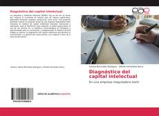 Capa do livro de Diagnóstico del capital intelectual