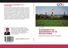 Borítókép a  Competencias Saludables en la Universidad - hoz