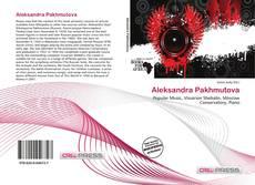 Copertina di Aleksandra Pakhmutova