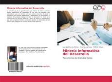 Bookcover of Minería Informativa del Desarrollo
