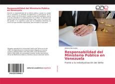Buchcover von Responsabilidad del Ministerio Público en Venezuela
