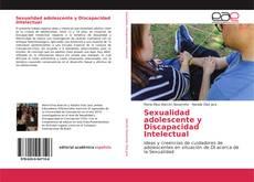 Bookcover of Sexualidad adolescente y Discapacidad Intelectual