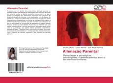 Capa do livro de Alienação Parental