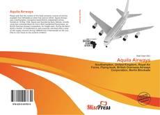 Aquila Airways kitap kapağı