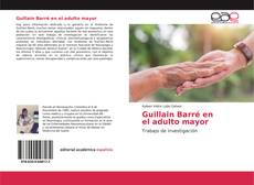 Portada del libro de Guillain Barré en el adulto mayor