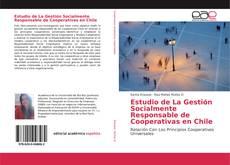 Buchcover von Estudio de La Gestión Socialmente Responsable de Cooperativas en Chile
