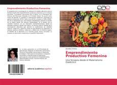 Buchcover von Emprendimiento Productivo Femenino