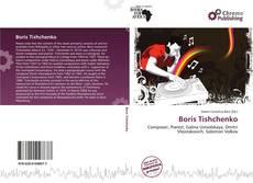 Bookcover of Boris Tishchenko