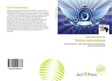 Bookcover of Galina Ustvolskaya