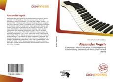Bookcover of Alexander Veprik