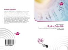 Bookcover of Boston Scientific