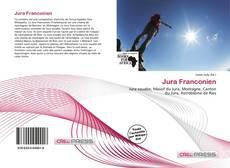 Buchcover von Jura Franconien