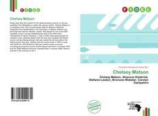 Portada del libro de Chelsey Matson