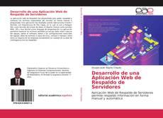 Portada del libro de Desarrollo de una Aplicación Web de Respaldo de Servidores