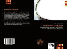 Couverture de Invasion of Dominica