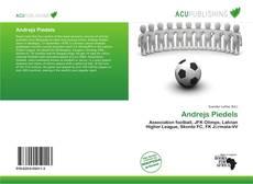 Andrejs Piedels kitap kapağı