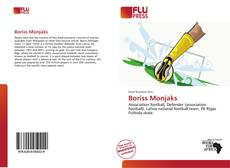 Boriss Monjaks kitap kapağı
