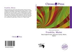 Bookcover of Franklin, Maine