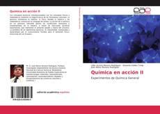 Обложка Química en acción II