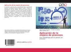 Обложка Aplicación de la mejora de procesos