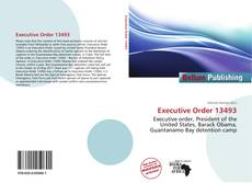 Bookcover of Executive Order 13493