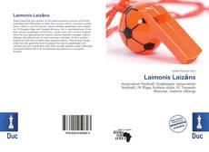 Laimonis Laizāns kitap kapağı
