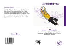 Gunārs Ulmanis kitap kapağı