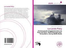 Bookcover of La Lande-Patry
