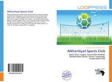 Couverture de Alkharitiyat Sports Club