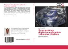 Bookcover of Programación dinámica aplicada a vehículos híbridos