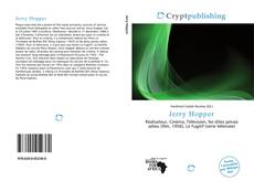 Jerry Hopper kitap kapağı