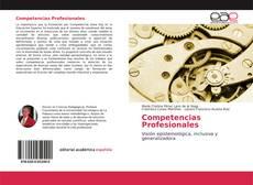 Portada del libro de Competencias Profesionales