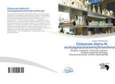 Capa do livro de Globoside Alpha-N-acetylgalactosaminyltransferase