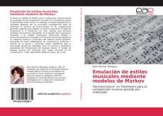 Bookcover of Emulación de estilos musicales mediante modelos de Markov