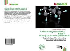 Bookcover of Globotriaosylceramide 3-Beta-N-acetylgalactosaminyltransferase