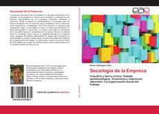 Bookcover of Sociología de la Empresa
